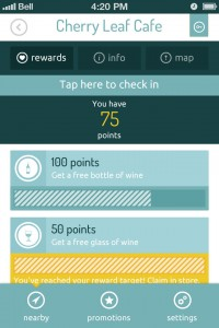 loyalty app rewards points