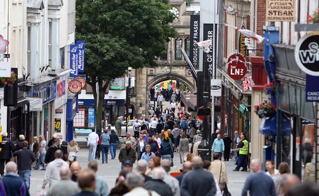 Brits Prefer Local Shops Loyalzoo