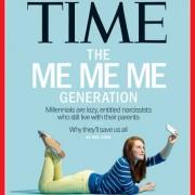 Millenials - generation me